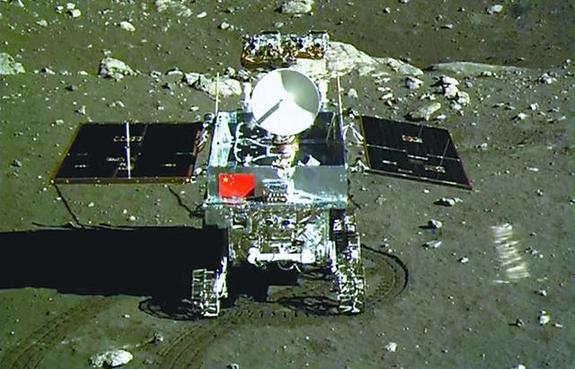 探月工程新闻发言人:玉兔号已经苏醒 状态趋于好转