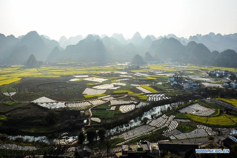 Xingyi China  city pictures gallery : ... : national geological park in SW China's Guizhou China.org.cn