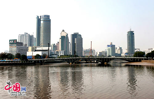 Ningbo, one of the 'Top 10 cities for falling house prices in January' by China.org.cn