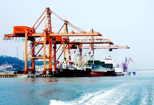 Fujian, one of the 'Top 10 provinces with highest foreign trade volume' by China.org.cn