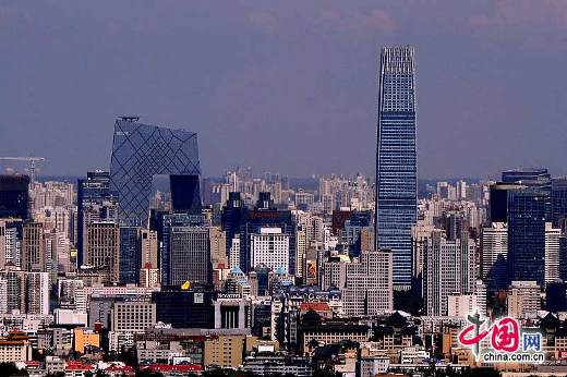 Beijing, one of the 'Top 10 provinces with highest foreign trade volume' by China.org.cn