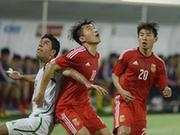China has survived an almighty scare before scraping into next year's Asian Cup. [CNTV]