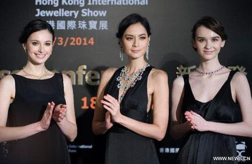 Hong Kong stages biggest spring jewellery show