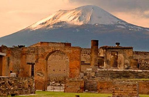 Italian ancient site Pompeii to undergo repairs