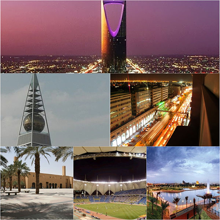 Riyadh, Saudi Arabia, one of the 'top 10 cheapest cities in the world' by China.org.cn.