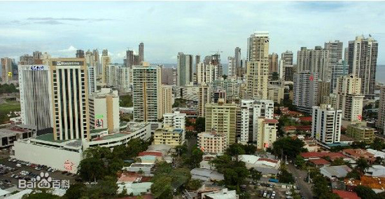 Panama City, Panama, one of the 'top 10 cheapest cities in the world' by China.org.cn.