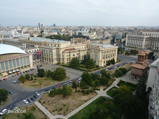 Bucharest, Romania, one of the 'top 10 cheapest cities in the world' by China.org.cn.