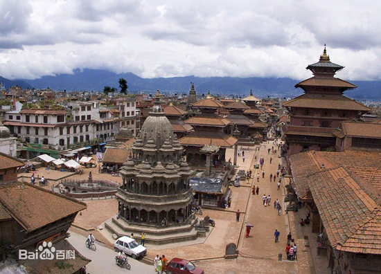 Kathmandu, Nepal, one of the 'top 10 cheapest cities in the world' by China.org.cn.