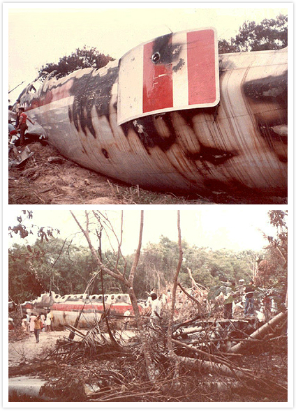Malaysian Airline Flight 653 tragedy, 1977, one of the 'top 10 most terrifying aircraft hijackings' by China.org.cn.