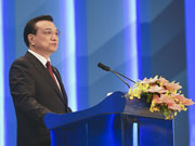 Chinese premier delivers speech at 2014 Boao Forum