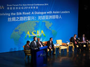 Reviving the Silk Road in Asia
