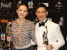 'The Grandmaster' sweeps HK Film Awards