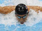 Michael Phelps returning to the pool