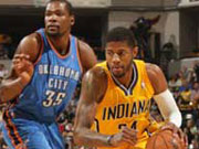 NBA: Pacers go half-game up in Eastern Conference