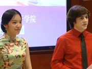 US contestants shine in Chinese speech contest