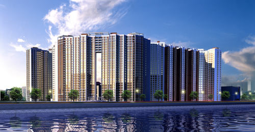Xiamen, Fujian Province, one of the 'top 10 high rises in home prices for March' by China.org.cn.