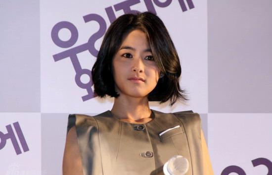 Kang Hye-jung, one of the 'Top 10 X-rated actresses in South Korea' by China.org.cn