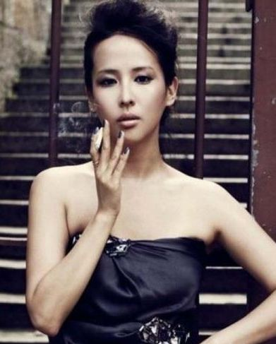 Jo Yeo-jeong, one of the 'Top 10 X-rated actresses in South Korea' by China.org.cn