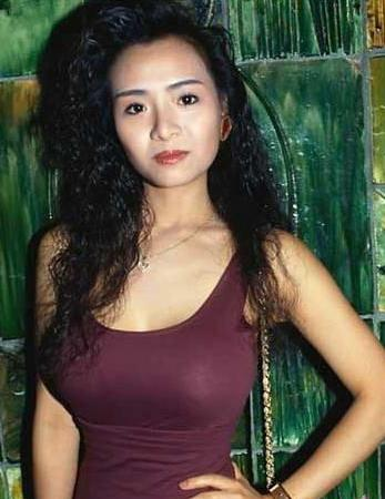 Amy Yip, one of the 'Top 10 X-rated film actresses of Hong Kong' by China.org.cn