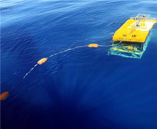 China's unmanned submersible ready for deep waters