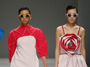 Local designing talents shine at China Graduate Fashion Week