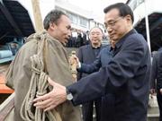 Premier Li praises 'Bangbang spirit'