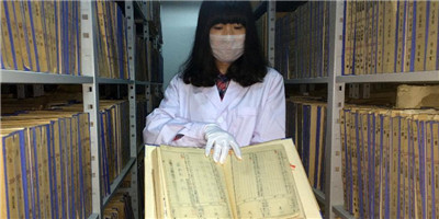Archives reveal Japanese wartime immigrations in China