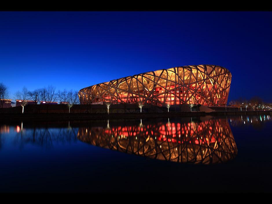 Bird 39 s nest modern architecture marvel in beijing for The nest beijing