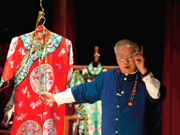 Old Peking Opera classic revived at Temple Theater