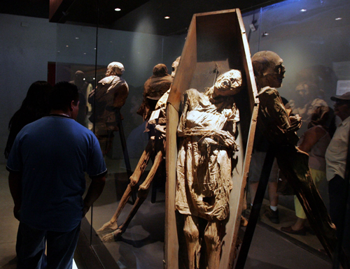 Top 10 scariest museums in the world for Top ten museums in the world
