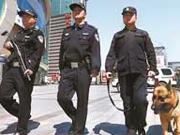 Beijing deploys 150 armed police patrol vehicles