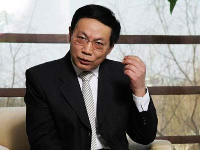 Ren Zhiqiang, one of the 'Top 10 highest-paid senior managers in real estate' by China.org.cn.