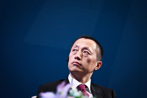 Yu Liang, one of the 'Top 10 highest-paid senior managers in real estate' by China.org.cn.
