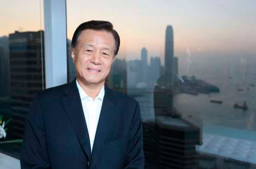 Xu Rongmao, one of the 'Top 10 China's richest people in 2014' by China.org.cn.