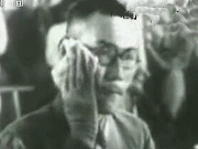 Video clips show Japan's surrender to China in 1945