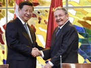 29 new agreements signed during President Xi's visit to Cuba