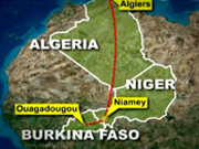 Flight goes down in Niger: Local media