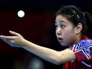 18-year-old Lily Zhang seeks success in Nanjing