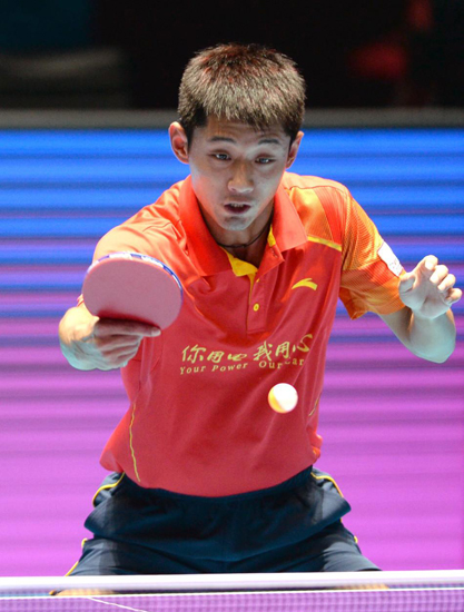 Shandong Men S Team Crowned In Table Tennis Super League