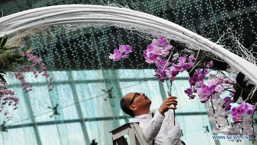 Singapore garden festival to open on aug 16 for Garden design fest 2014