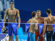 Russia grabs more gold in swimming