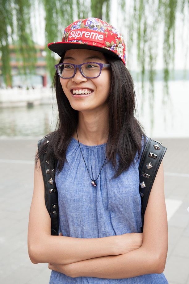 Zhang Jing (High school graduate)