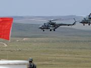 SCO counter-terrorism drill in north China enters last day