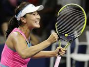 Peng Shuai into first ever Grand Slam quarter-final