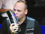 38-year-old veteran Bingham wins Shanghai Masters