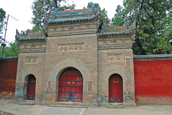 koujiaoxingjiaodianying_xingjiao temple pagoda – a world heritage site along the silk