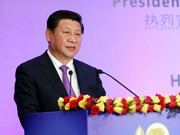 President Xi Jinping speaks on China-India relations