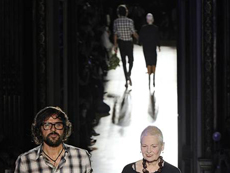 Vivienne Westwood seeks inspiration from history