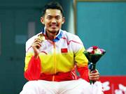 Super Dan defends men's singles title at Asia Games