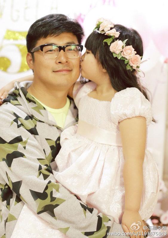 王诗龄/10月12日,王诗龄迎来5岁生日,李湘晚间晒出女儿在韩国庆生会...